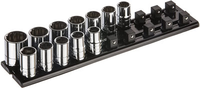 9. ARES 70180-1/2-Inch Magnetic Socket Organizer