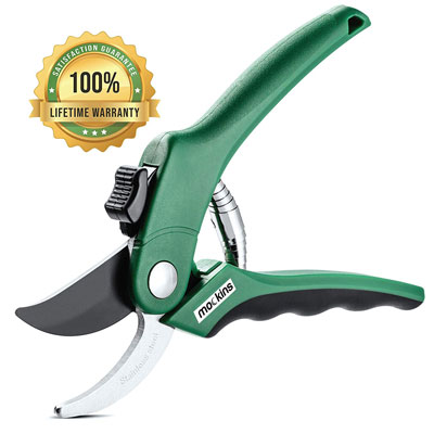 5. Mockins Professional Pruning Shears
