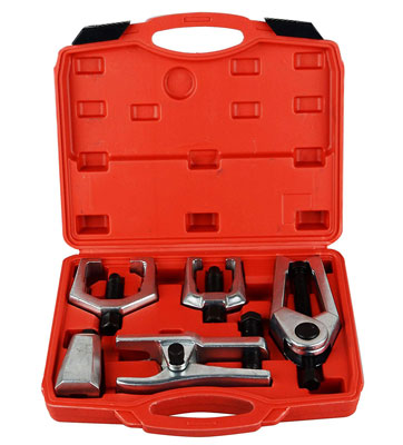 8. DAYUAN 5pcs Professional Front End Service Tool Kit