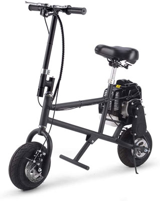 6. SAY YEAH 50cc 2-Stroke Mini Scooter