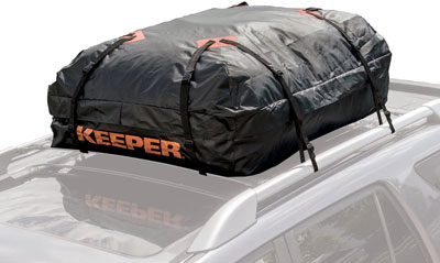 1. Keeper Roof Top Cargo Waterproof Bag