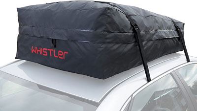 3. Whistler Waterproof Roof Top Car Bag