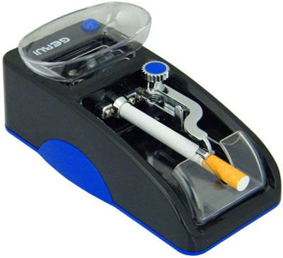 2. GERUI Electric Cigarette Rolling Automatic Mini Machine