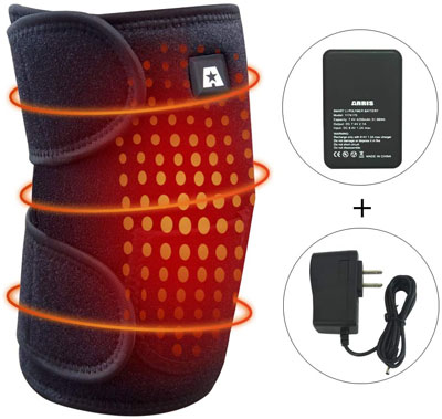 4. ARRIS Heating Knee Pad