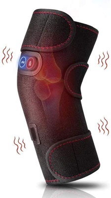 8. VALLEYWIND Heated and Vibration Knee Brace