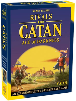 10. Mayfair Games the Rivals for Age of Darkness Catan