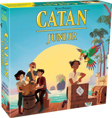 9. Catan Studio the Junior
