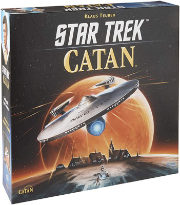 7. Catan Studio the Star Trek