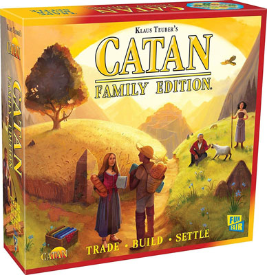 8. Catan Studio the Family Edition