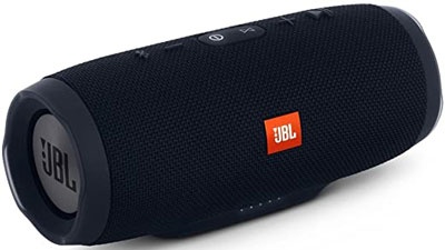 4. JBL Charge 3 Waterproof Portable Bluetooth Speaker