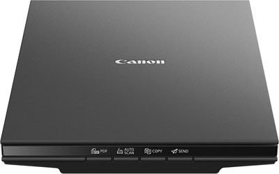 6. Canon CanoScan Lide 300 Scanner