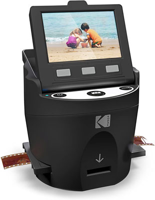 1. KODAK Digital Film & Slide Scanner – SCANZA