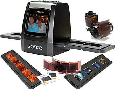 3. zonoz 22MP Film & Slide Converter Scanner, FS-ONE