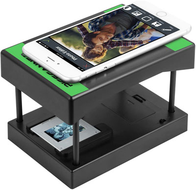 4. Rybozen Mobile Film and Slide Scanner