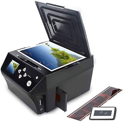 8. eyesen 22MP Film & Slide Photo Scanner