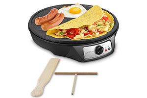 Photo of 10 Best Electric Crepe Makers 2021 Reviews